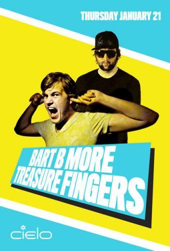 Dance.Here.Now w/ Treasure Fingers + Bart B More
