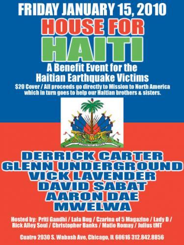 House for Haiti