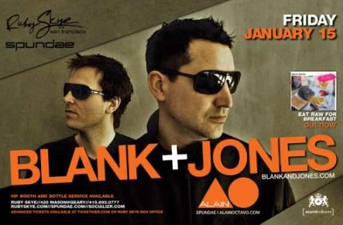BLANK + JONES