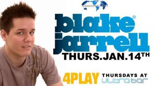 Thursday 4Play @ Ultrabar w/ Blake Jarrell