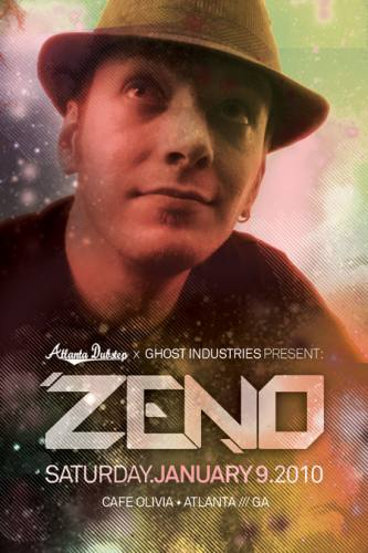 Atlanta Dubstep + Ghost Industries presents Zeno