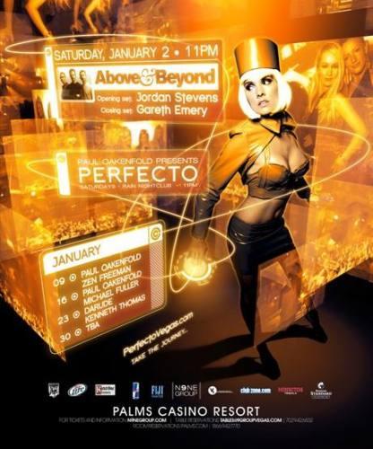 PERFECTO Vegas ft. Above & Beyond