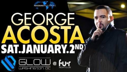 GLOW Saturdays at FUR Nightclub: George Acosta