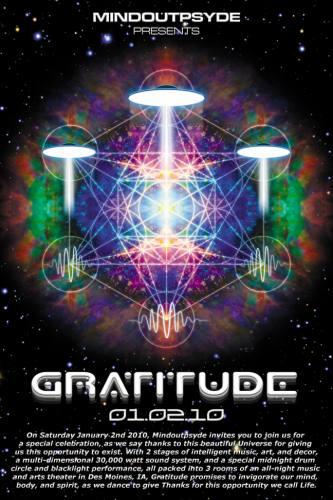 GRATITUDE - A Celebration of Life