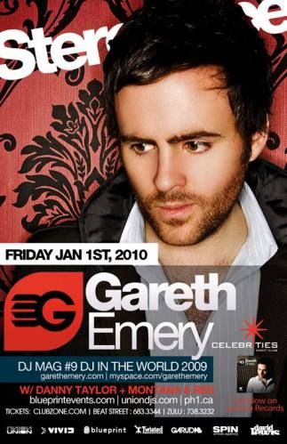 Gareth emery vancouver bc tickets what gareth emery malvernweather Image collections