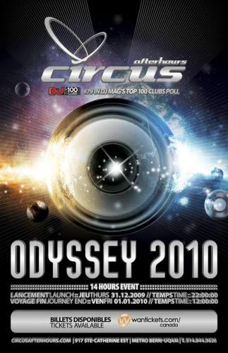 ODYSSEY 2010