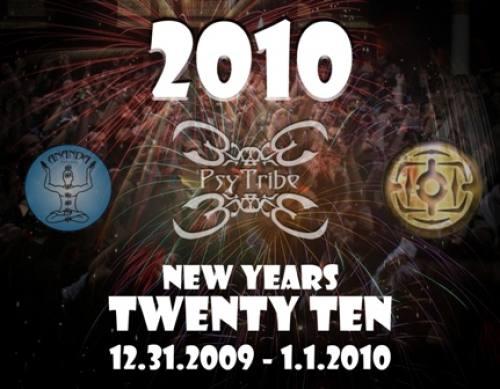 NEW YEARS TWENTY TEN