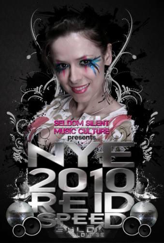 NYE 2010 - REID SPEED