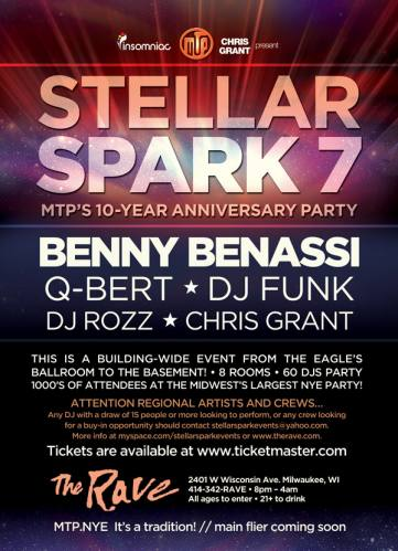 STELLAR SPARK 7