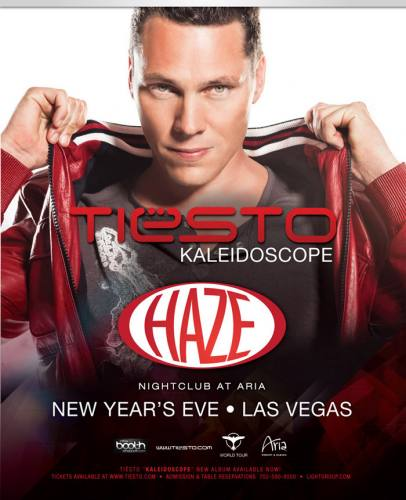 TIESTO: NEW YEAR'S EVE 2010