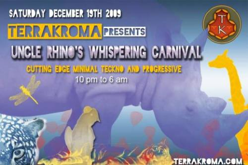 Uncle Rhino's Whispering Carnival