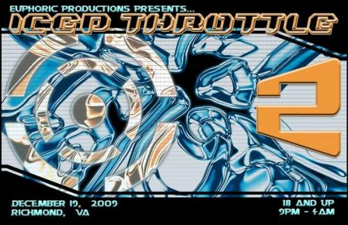 ICED THROTTLE 2