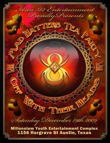 MAD HATTERS TEA PARTY VIII