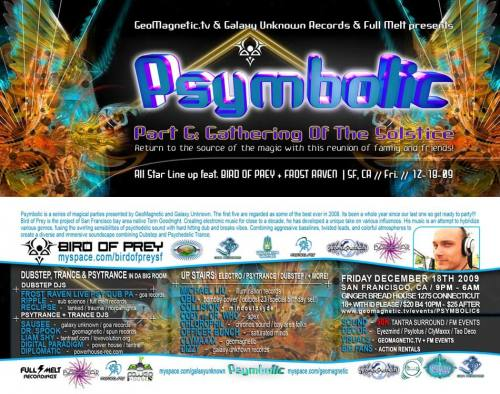 Psymbolic 6: Gathering of the Solstice
