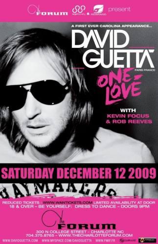 David Guetta - The Forum