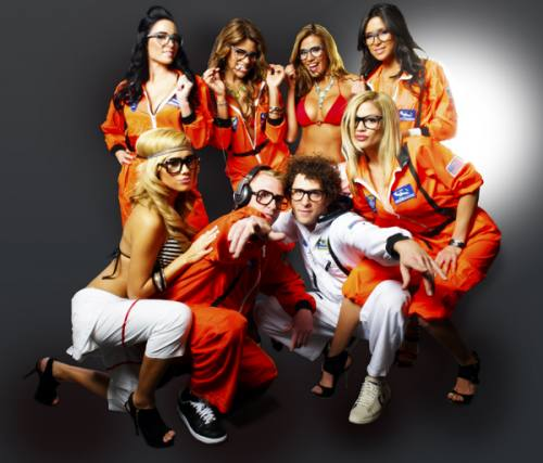 Manufactured Superstars @ HQ Nightclub (01-11-2014)