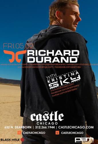 Richard Durand @ Castle
