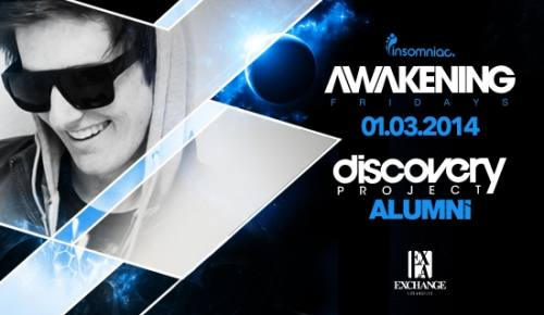 Awakening with Discovery Project Showcase at Exchange LA