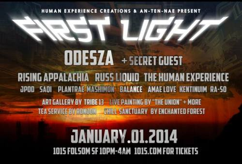 First Light ft Odesza