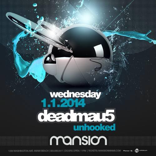 deadmau5 (unhooked) @ Mansion