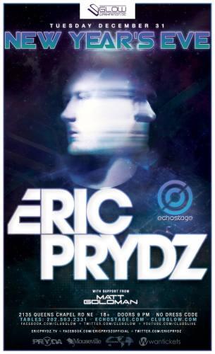 Eric Prydz @ Echostage