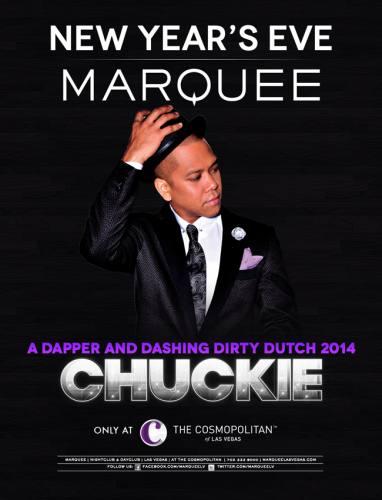 Chuckie @ Marquee Nightclub (12-31-2013)