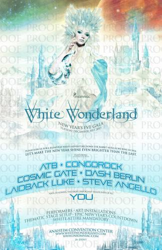White Wonderland 2014