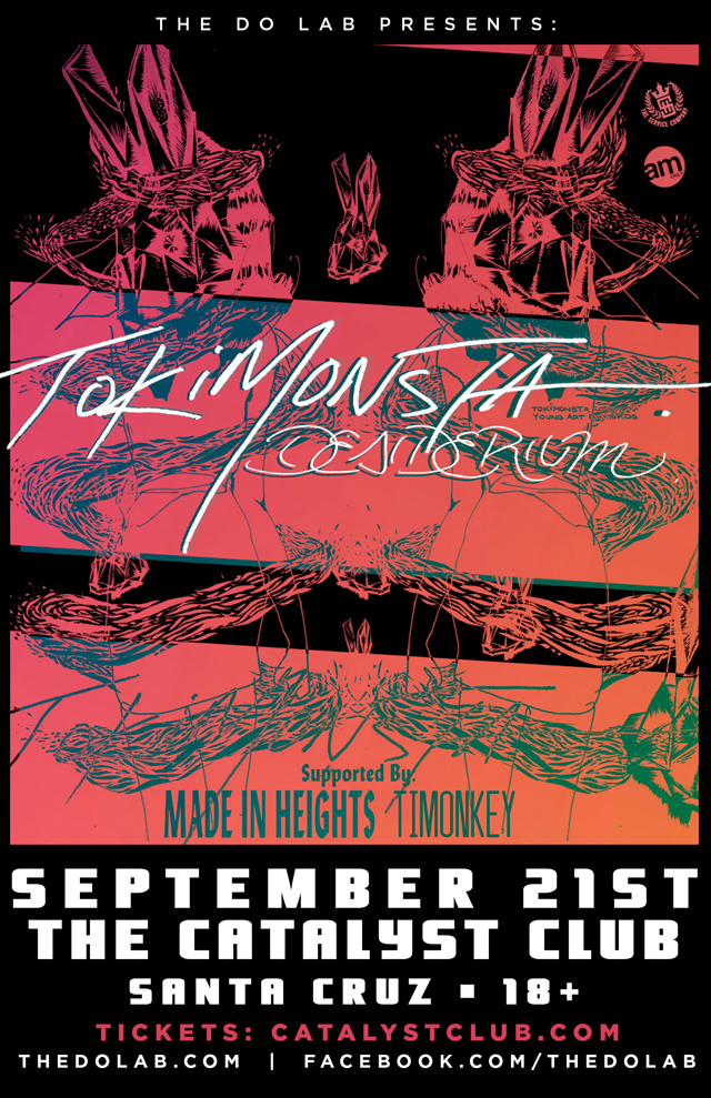 The Do Lab Presents Tokimonsta And Made In Heights