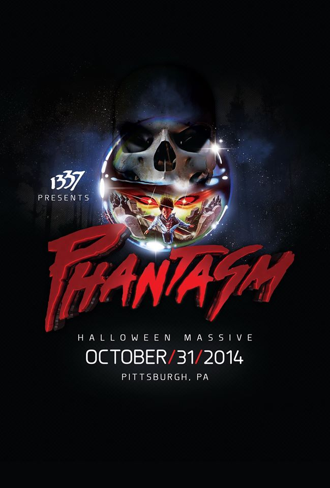 phantasm a halloween massive the greater pittsburgh coliseum pitts. Black Bedroom Furniture Sets. Home Design Ideas