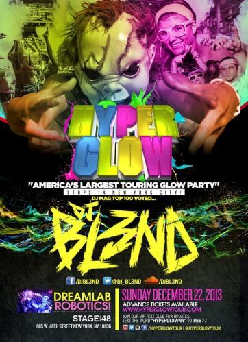 DJ BL3ND @ Stage 48