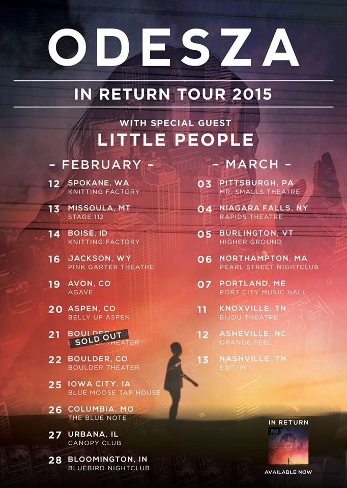 & Odesza @ The Canopy Club (Urbana IL) | Tickets