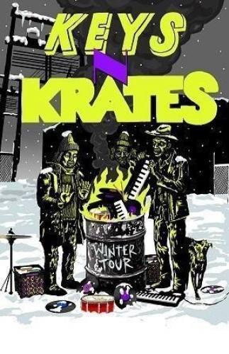 Keys N Krates @ Rex Theater