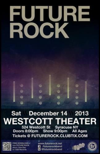 Future Rock @ The Westcott Theater