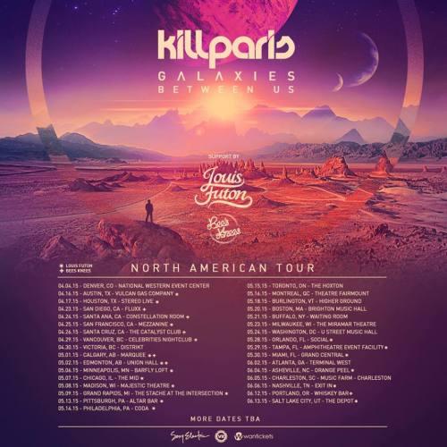 Kill Paris @ The Waiting Room (Buffalo, NY)   Tickets