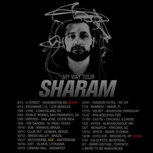 Sharam @ Effex Nightclub