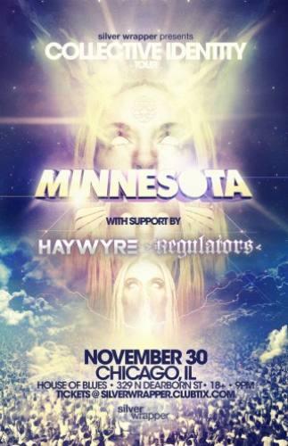 Minnesota @ Bottom Lounge