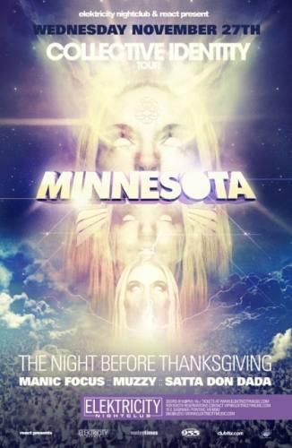 Minnesota @ Elektricity (11-27-2013)