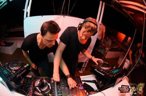Ferry Corsten & Markus Schulz @ Roseland Ballroom