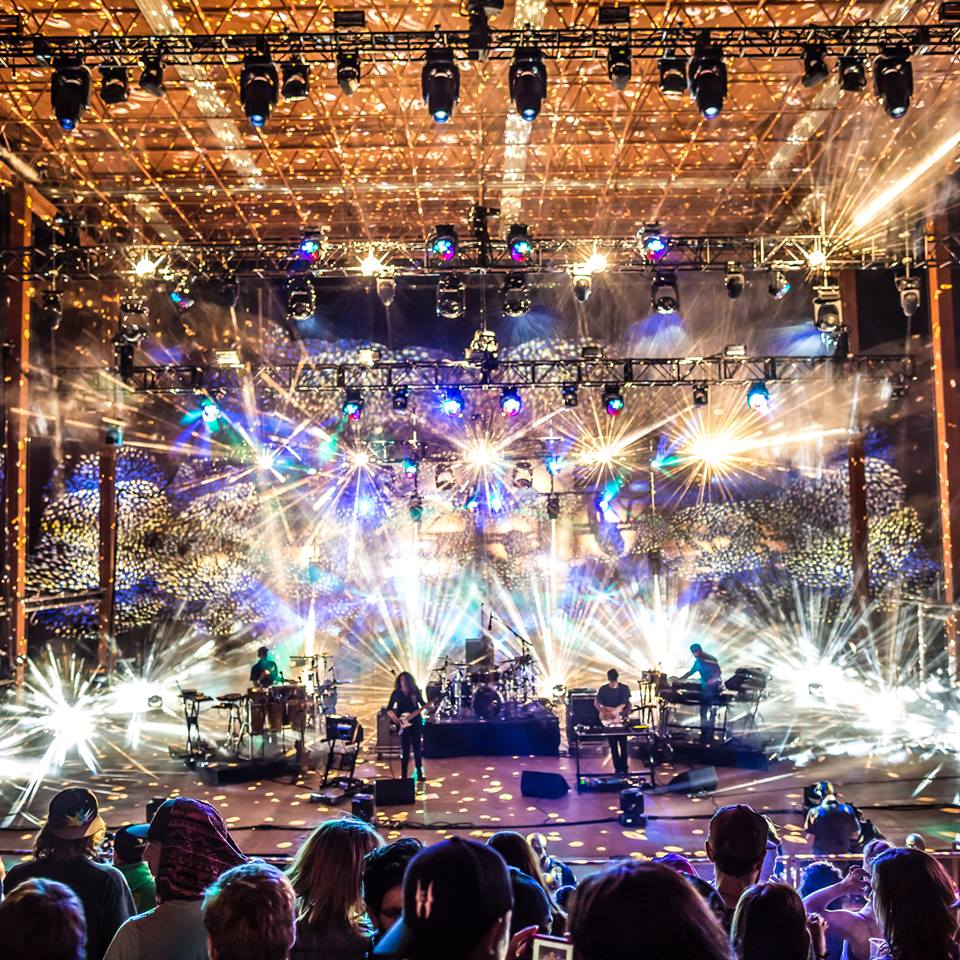 & STS9 @ Canopy Club (02-11-2016) (Urbana IL) | Tickets