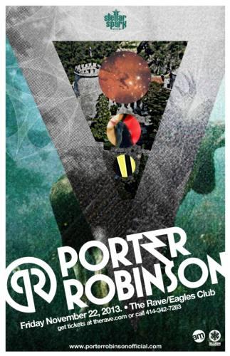 Porter Robinson @ The Rave/Eagles Club