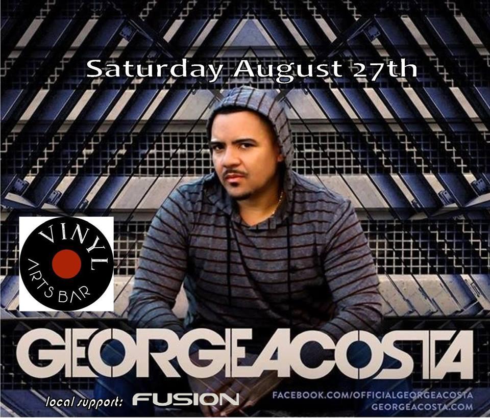 George Acosta Vinyl Bar Orlando Orlando Fl Tickets