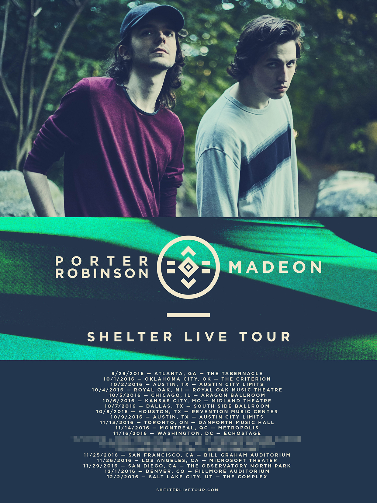 porter robinson madeon the theatre at madison square garden new y
