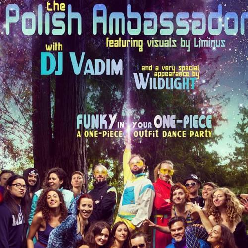 The Polish Ambassador @ Three20South (11-07-2013)