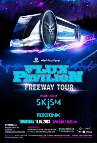 Flux Pavilion @ Stereo Live (11-07-2013)