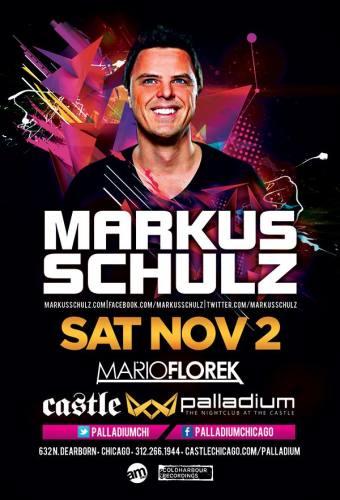 Markus Schulz @ Castle (11-02-2013)