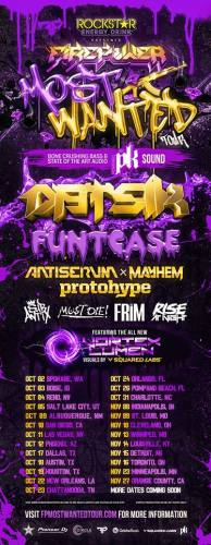 Datsik @ Stage AE