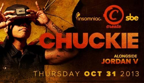Chuckie at Create