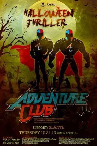 Adventure Club @ Club Europe
