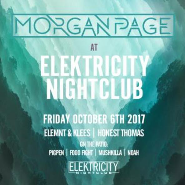Morgan Page Elektricity 10 06 2017 Pontiac Mi Tickets