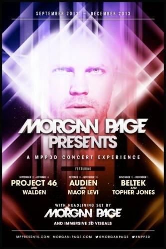 Morgan Page @ Mansion Nightclub